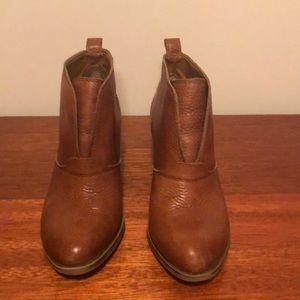 Lucky Brand Ehllen Booties - Size 6
